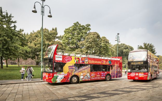 City Sightseeing Milan: Hop-On, Hop-Off Tour