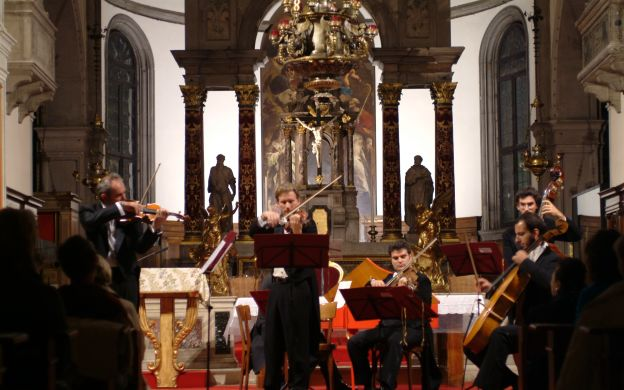 Recital by the Collegium Ducale Orchestra, Venice