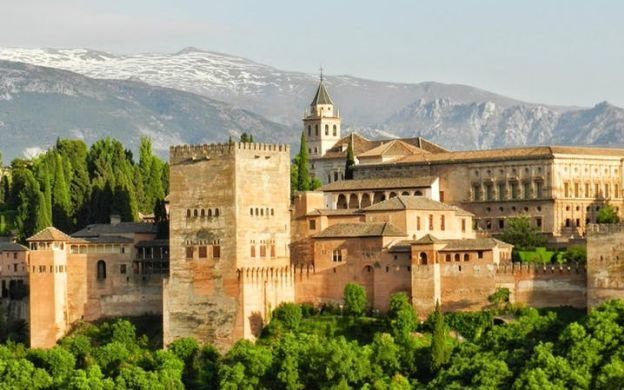 Medieval Magic: Magnetic Guided Tours of Alhambra and Nasrid Palaces with Skip-The-Line Access