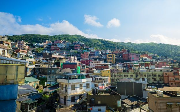 Jiufen Village & Northeast Coast Tour with Hotel Transfers from Taipei