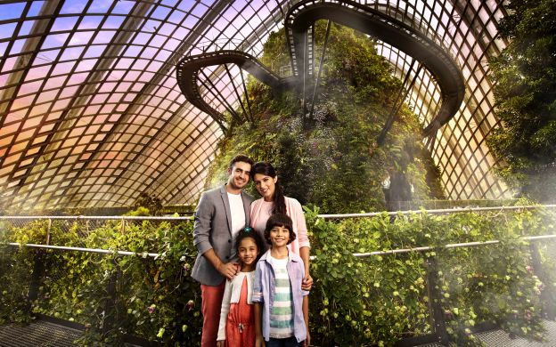 Gardens By the Bay Direct Entrance E-ticket