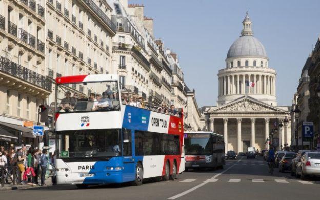 Paris Open Tour: Hop-On Hop-Off