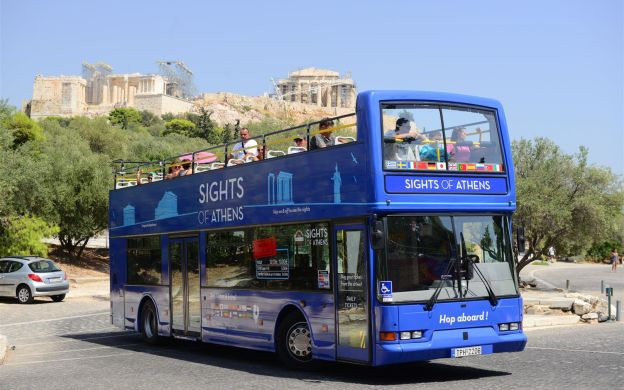 Sights of Athens: Hop-on, Hop-Off Bus - Classic Tour