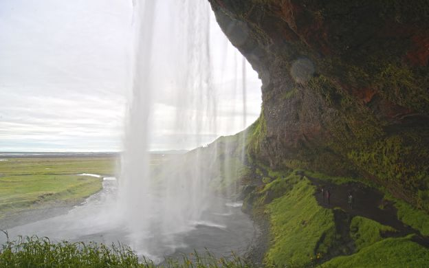 South Coast Guided Tour with Hotel Transfers from Reykjavik