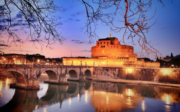 Rome Hop-On, Hop-Off River Cruise