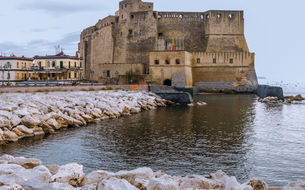 Discover Naples and Pompeii Tour with Hotel Pick up - From Rome