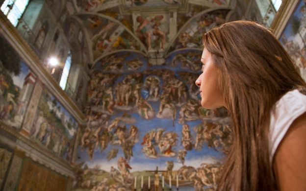Early Access: Sistine Chapel & St. Peter's Basilica Tour