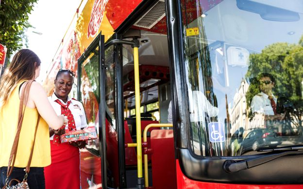 City Sightseeing Rome: Hop-On, Hop-Off Bus + Vatican Museum