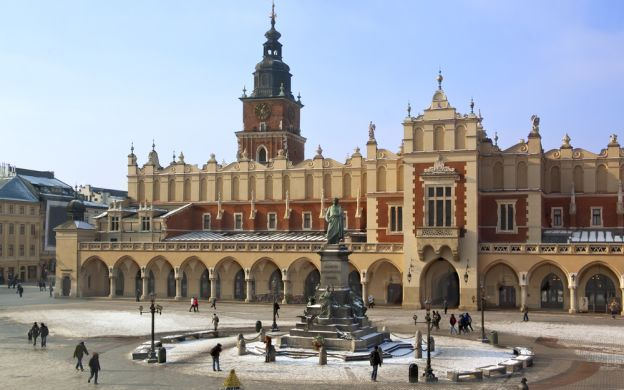 Krakow Old Town Sightseeing Tour