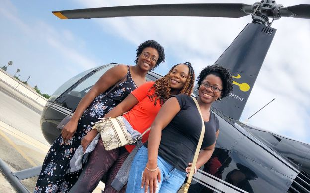 Los Angeles Hip Hop Tour with Helicopter Flight