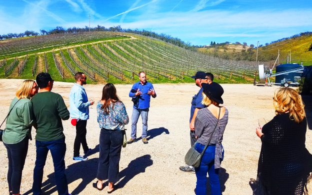 3-day L.A. to S.F. Central Coast Tour featuring Hearst Castle & Wine Country