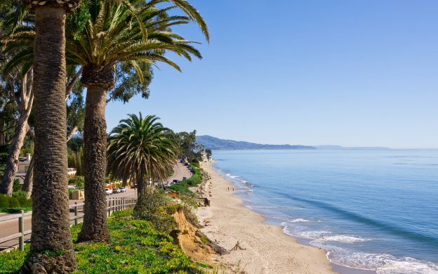 California Coast & Hearst Castle - Tour From Los Angeles