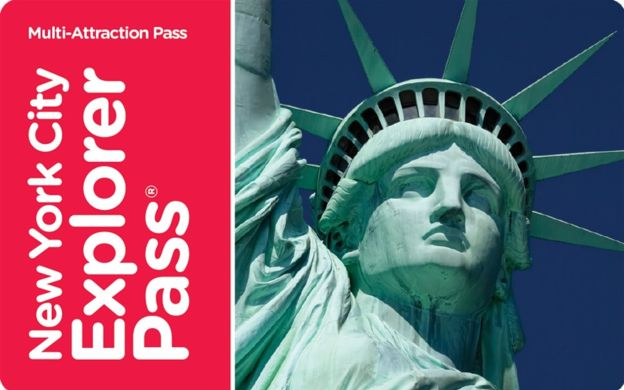 New York City Explorer Pass: Hop-On, Hop-Off Tour, Skip-the-Line Attraction Tickets, Walks and More