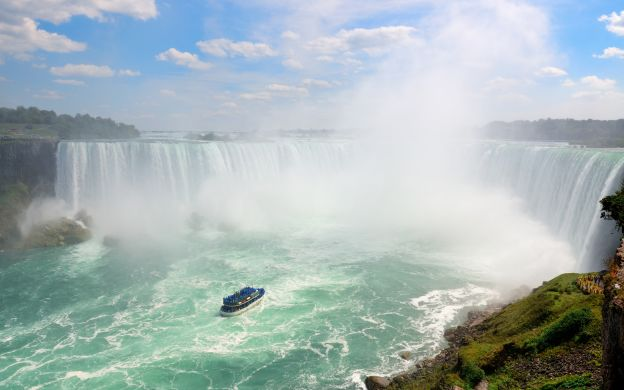 2 Day Niagara Falls Tour from New York City