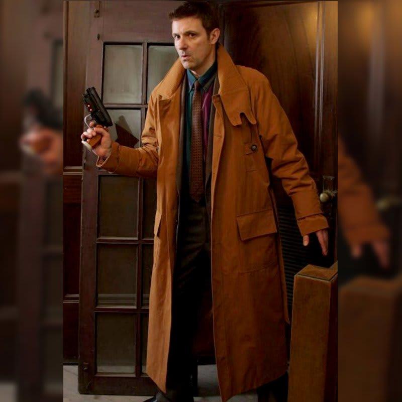 Blade-Runner-1982-Rick-Deckard-Trench Long-Coat