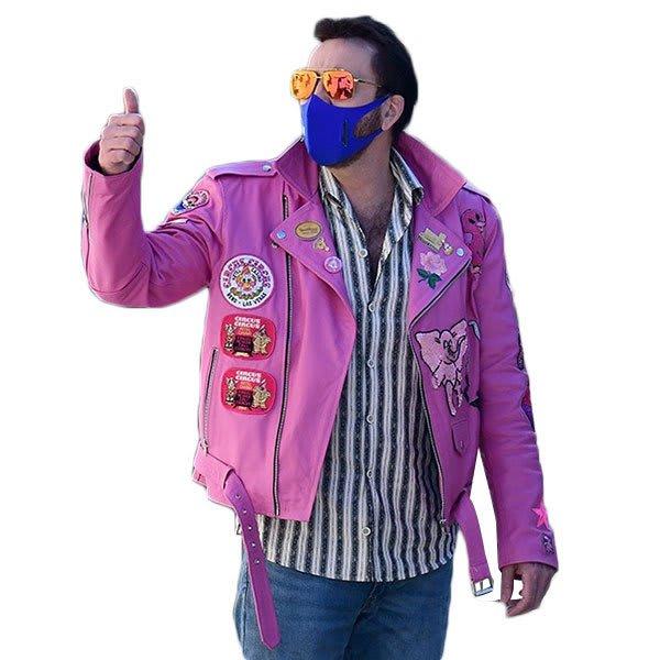 Nicolas-Cage-Pink-Double-Rider-Biker-Leather-Jacket--Online-At-Superstar-Jackets