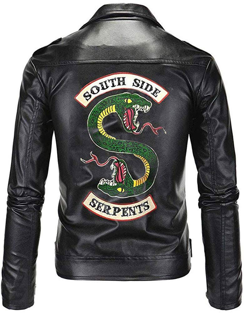 Riverdale Southside Serpents Leather Jackets