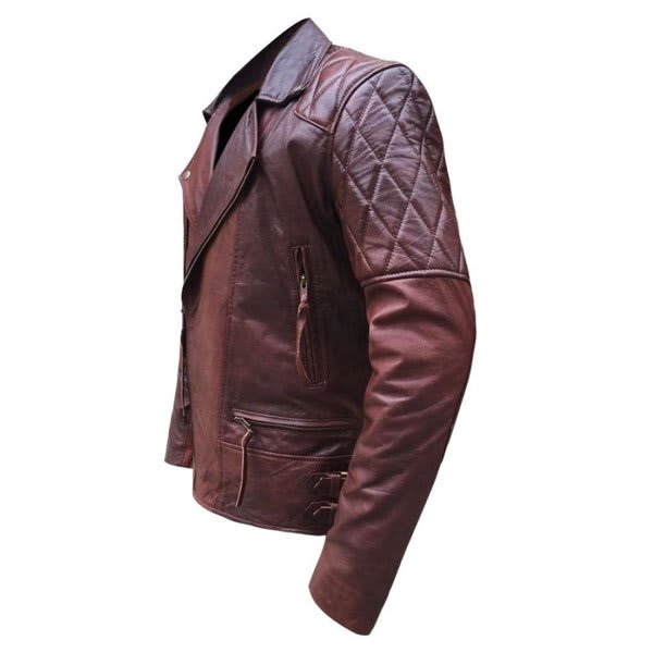 Men's-Red-And-Burgundy-Shade-Double-Rider-Leather-Jacket-Online-At-Superstar-Jackets-1