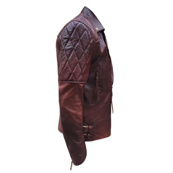 Men's-Red-And-Burgundy-Shade-Double-Rider-Leather-Jacket-Online-At-Superstar-Jackets