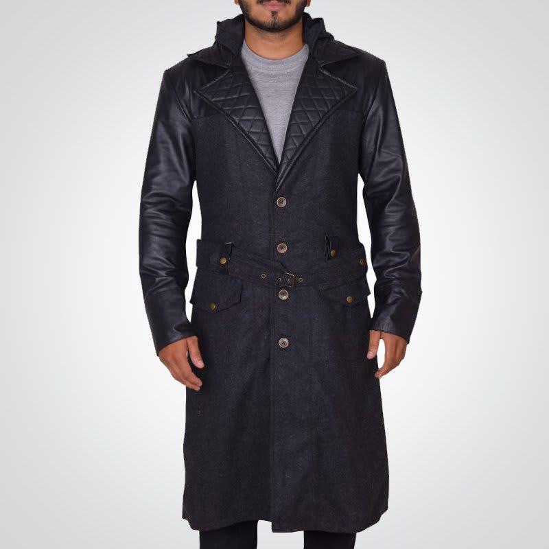 Assassin's-creed Syndicate-Jacob Frye-Leather-Coat