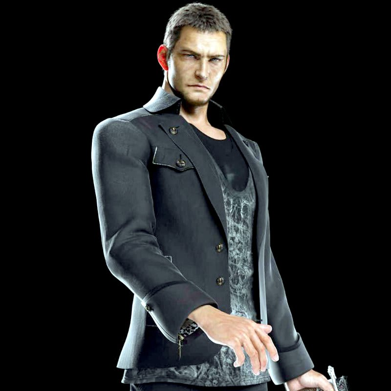 Final-Fantasy-15 Video-Game-Cor Leonis-Leather Coat