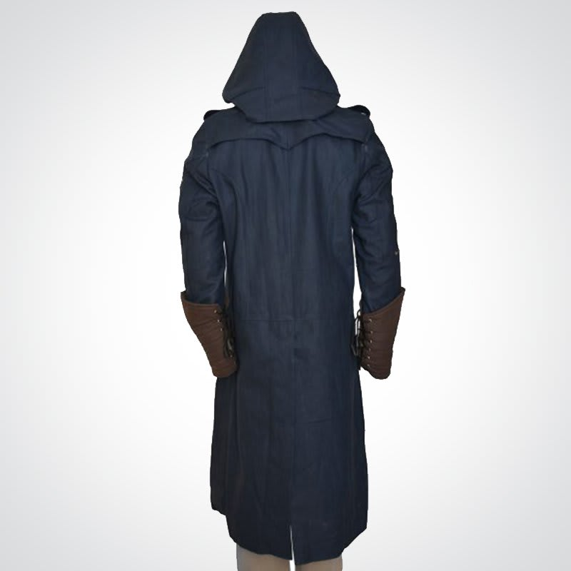 Creed-Unity Trench-Coat