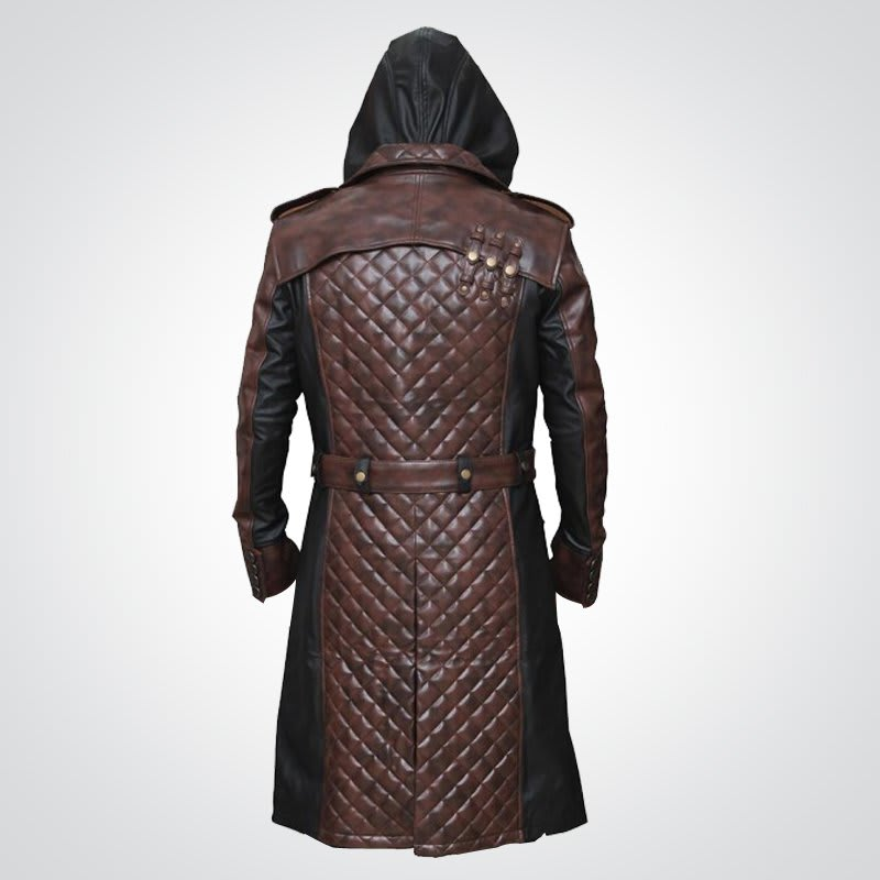 Jacob-Frye-Brown Coat