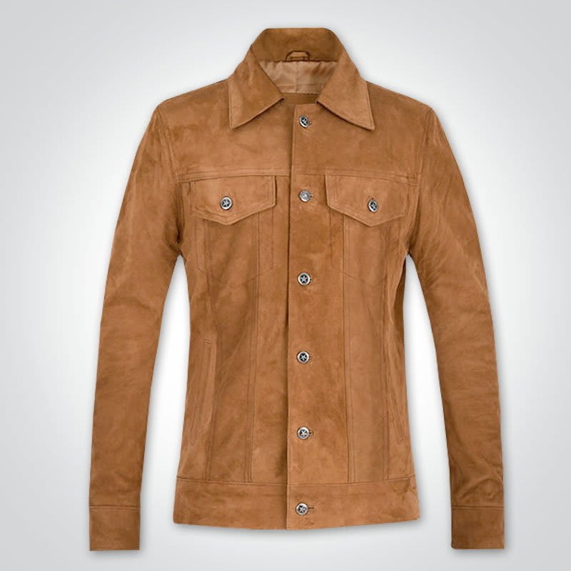 Wolverine-3-Inspired-Brown-Tan-Suede-Leather-Jacket
