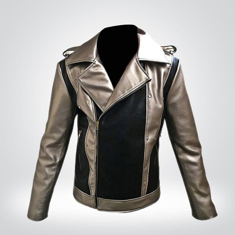 Quicksilver-X-Men-Apocalypse- Leather-Jacket