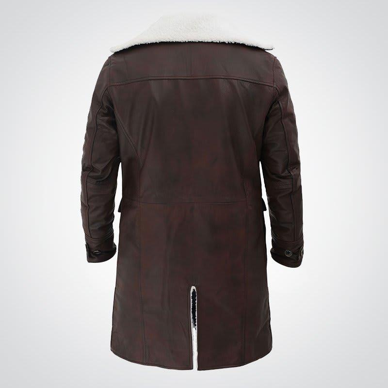 men's-leather shearling- jacket