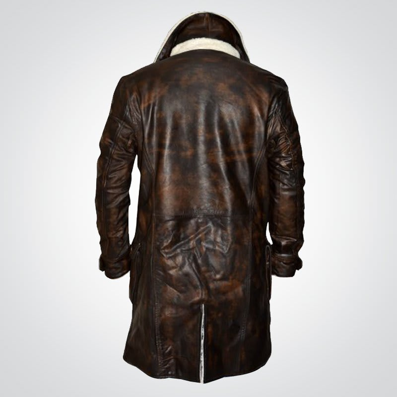 Bane-Dark- Knight- Leather-Coat