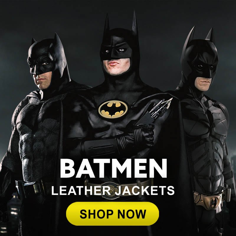 Batman-Movie- Jacket-Movies- Leather-Jacket