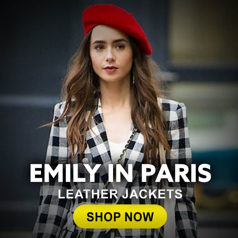 Emily-in-Paris-Tv- Series-Outfit-Lili- Collins-Jacket-&- Coat-Movie- Leather-Jacket