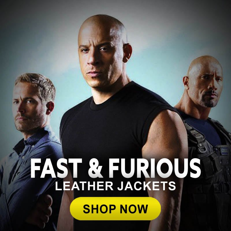 Fast-and-Furious Movie-leather- Jacket
