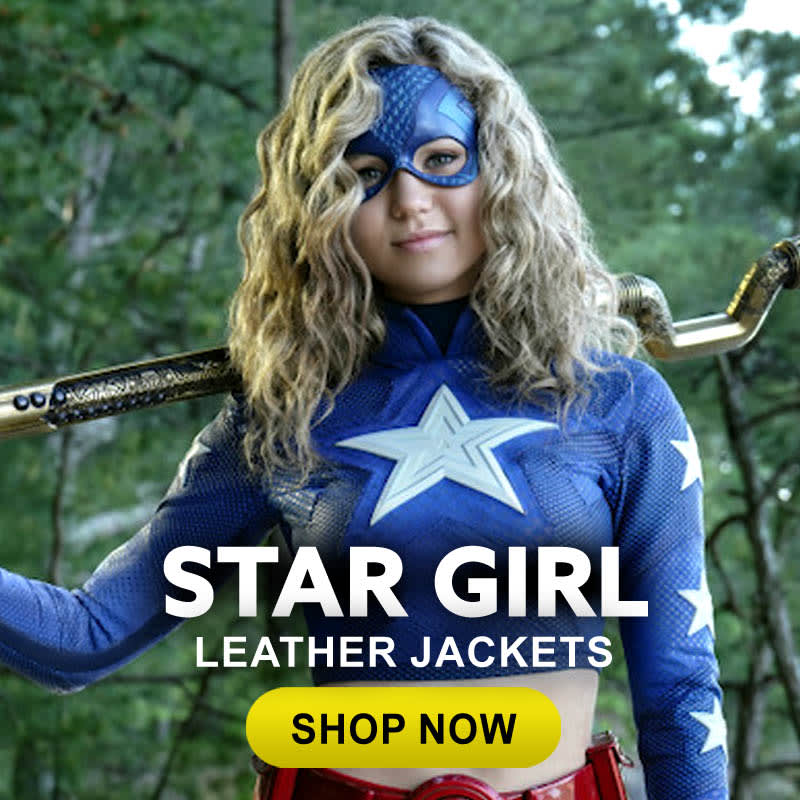 Star-Girl-TV-Series-Leather- Jacket-Movies- Leather-Jacket