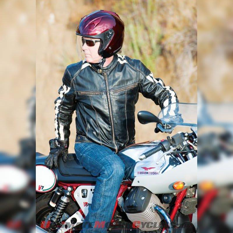 River-Road- Roadster-Vintage- Motorcycle- Leather-Jacket