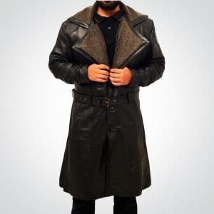 Blade-Runner-2049-Ryan-Gosling-Trench Leather-Coat