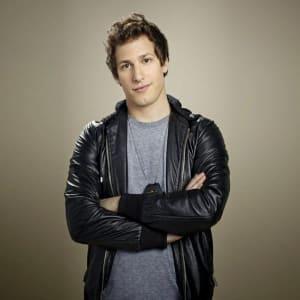 Brooklyn Nine Nine Jake-peralta-TV-Series-Black-Leather-Jacket