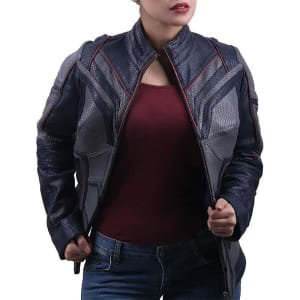 Ant Man and the Wasp Van Dyne Jacket for Women