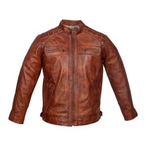 cafe racer jacket