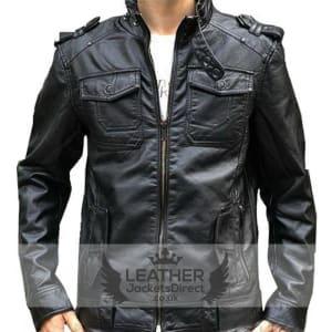 biker jacket