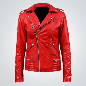 Riverdale-Cheryl- Blossom- Southside-Serpent Leather-Jacket
