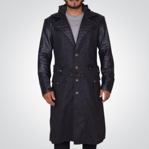 Assassin's-creed Syndicate-Jacob Frye-Leather-Coat