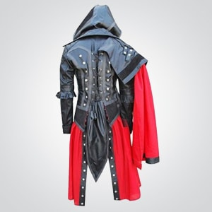 Assassin's-Creed Syndicate-Leather Jacket-Costume