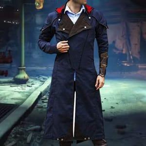 Assassin's-Creed Unity-Arno-Dorian-Costume Hooded-Coat