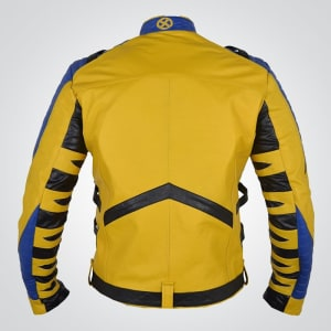 X-Men-Muscles-Sheep-Blue-Yellow-Leather-Jacket