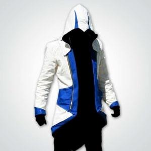 Assassins-Creed video-game-3 Stylish-Leather-Jacket