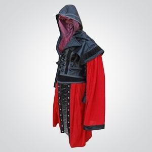 Evie-Frye-Leather Costume-Coat