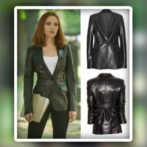 Scarlett-Johansson-Captain-America-Winter-Soldier-Natasha-Romanoff-Black-Widow-leather-blazer