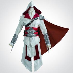 Ezio-Auditore-Da Firenze-Cosplay Outfits-Costume